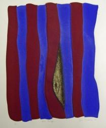 Hair Bulge,1968; Screenprint, engraving; Image: 13 x 11 inches
