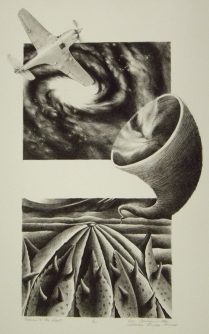 Return to the Heart, 1991; Lithograph; Image: 27 x 18 1/4 inches
