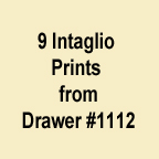 9 prints from drawer 1112 colored