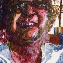 Norma, 2012; Relief; Image: 36x24 inches