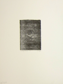 Margaret Craig; Bad Birds: Sterling Starlogs, 1996; Photo etching; Image: 193 mm x 131 mm