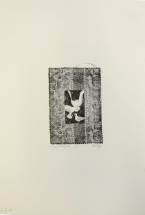 Margaret Craig; Bad Birds: Simple Seagulls, 1996; Photo etching; Image: 195 mm x 130 mm