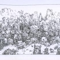 RDA sketchbook, page 11