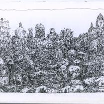 RDA sketchbook, page 1