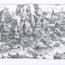 RDA sketchbook, page 30