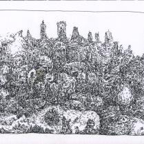 RDA sketchbook, page 2
