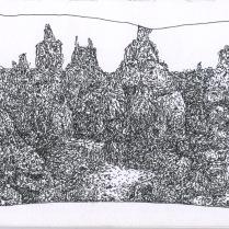 RDA sketchbook, page 3