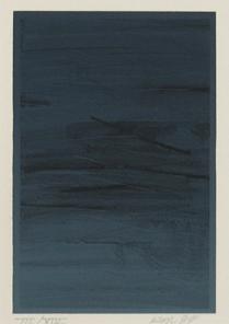 Untitled (ASU), 1984; Lithograph; Object size: 380 x 282 mm
