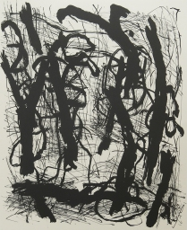 Dance I, 2000; Lithograph; Paper size: 586 x 460 mm