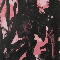 Self, 2014; Lithograph; Paper size: 382 x 460 mm