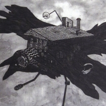Ubiquitous Monitoring, 2013; Etching, photo etching; Object Size:505 mm 378 mm
