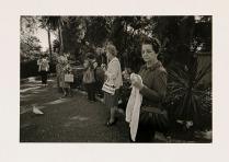 Pigeons, San Juan Capistrano, California, 1972; Archival Inkjet; Object size: 329 x 480 mm