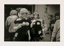 Convention, Santa Monica Civic, Santa Monica, California, 1972; Archival Inkjet; Object size: 329 x 480 mm