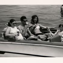 Newport Beach, California, 1970; Archival Inkjet; Object size: 329 x 480 mm
