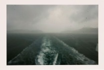 Anacortes Ferry, Washington, 2014; Archival Inkjet; Object size: 329 x 480 mm