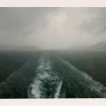 Anacortes Ferry, Washington, 2014; Archival Inkjet; Object size: 329 x 480 mm
