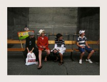 School Fair, New Plymouth, New Zealand, 2007; Archival Inkjet; Object size: 329 x 480 mm