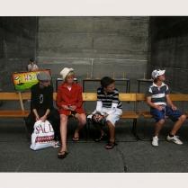 School Fair, New Plymouth, New Zealand, 2007; Archival Inkjet; Object size: 329 x 480 mm