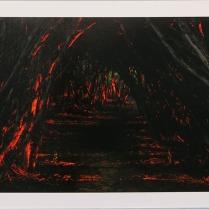 Sunrise, Bastion Point, Mallacoota, Australia, 2010; Archival Inkjet; Object size: 329 x 480 mm
