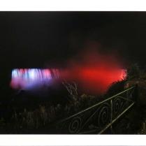 Niagara Falls, Ontario, Canada, 2015; Archival Inkjet; Object size: 329 x 480 mm