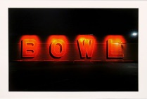 Bowl, Woodland Hills, California, 2015; Archival Inkjet; Object size: 329 x 480 mm