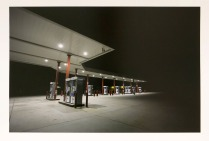 Silvas Oil Company, Ventura, California, 2012; Archival Inkjet; Object size: 329 x 480 mm