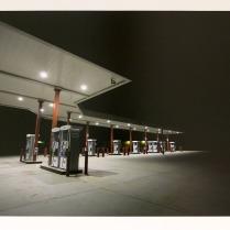 Silvas Oil Company, Ventura, California, 2012; Archival Inkjet; Object size: 329 x 480 mm