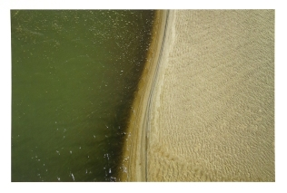 Santa Ynez River, 2011; Archival Inkjet; Object size: 329 x 480 mm