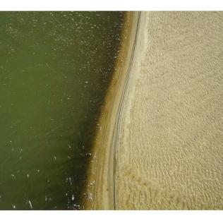 Santa Ynez River, 2011; Archival Inkjet; Object size: 329 x 480 mm