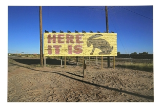 Lupton, Arizona, 2015; Archival Inkjet; Object size: 329 x 480 mm