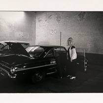 Big Hair, 1971; Archival Inkjet; Object size: 279 x 431 mm