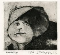 Generation, 1966; Intaglio; Obj size: 198 x 223 mm