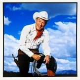 Roy Rogers 1982, 2015; Archival Inkjet Image size: 508 x 509