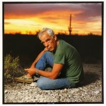 Lee Marvin 1981, 2015; Archival Inkjet Image size: 508 x 504