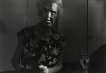 Untitled (Agnes), date unknown; Silver gelatin print; Image size: 224 x 325 mm