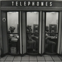 Triptych, 1980; Silver gelatin print; Image size: 278 x 385 mm