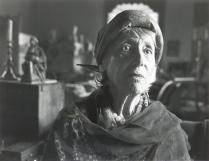 Yolanda: Sic Trandit Gloria Sepse, 1983; Silver gelatin print; Image size: 370 x 479 mm
