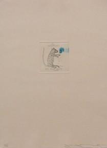 Death Rats, 2001; Intaglio; Image size: 150 x 150 mm