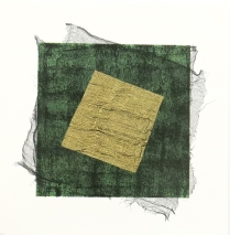 Summer Layers/Jasper, 2016; Lithograph; Edition: A/P; Image size: 395 x 389 mm