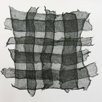 Ragtime III, 2016; Lithograph; Edition: A/P; Image size: 455 x 482 mm