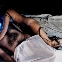 Oral Fixation - Scott and Kate - Culver City, California, 1978/2004, Chromogenic print, 17X22 in.