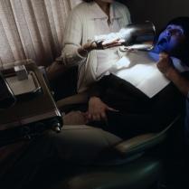 Demystifying Dentistry, 1979/2007, Chromogenic print, 17X22 in.