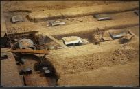 Volkswagon 'Beetles,' 1988/1998; Ilfochrome print (450x584 mm)