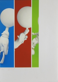 Sebastian Schramm; Untitled, 2012; inkjet