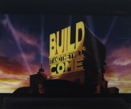 Paul Laidler; Build it and they will come, 2013; inkjet
