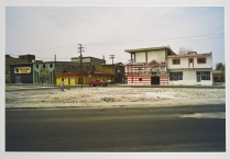 Julián Cardona; Demolished blocks between Mariscal and Santos Degollado streets, 2007-11; 400x600 mm