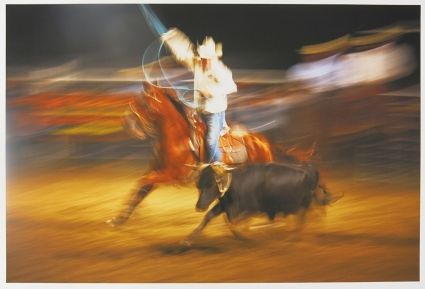 Untitled, from the series, Rodeo, 2010-18; pigment inkjet print; image: 338x508mm