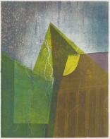 Kent Kapplinger; Untitled 12, 1993; monotype