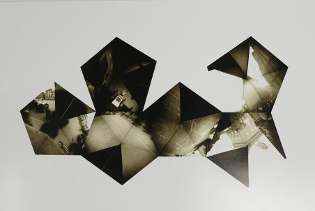 Neal Cox; Piazza Signoria no. 2, 2009; Inkjet; 405mmx275mm