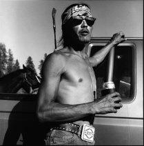 Kistin Capp; Scotty Dakotas, Coeur D'Alene, Idaho, 1995; inkjet pigment print; 520x513mm